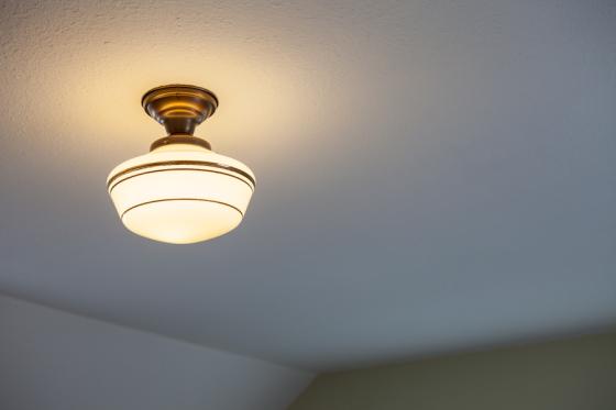 Rejuvenation Schoolhouse Ceiling Light