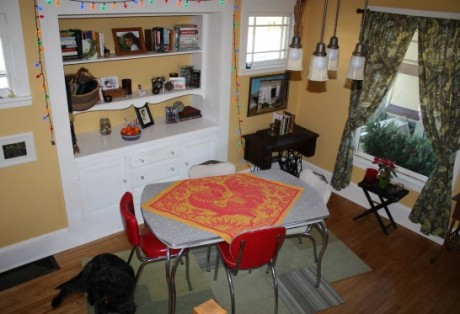 Living|Dining Room Refresher