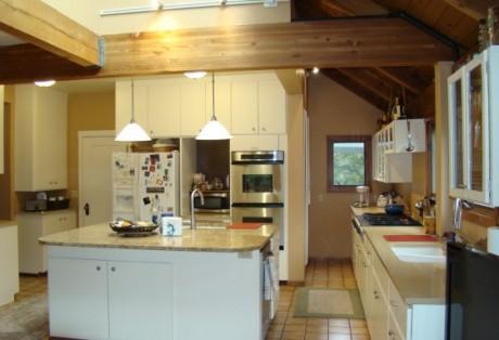 Home Kitchen & Den Update