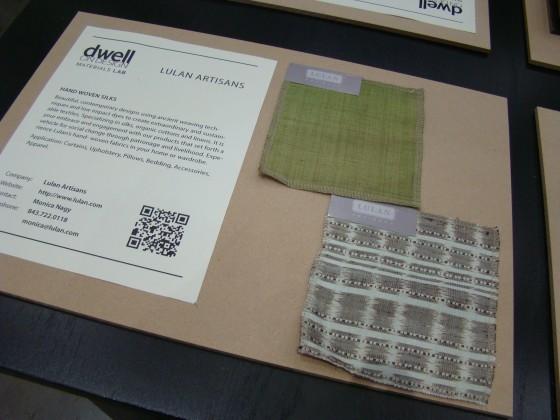 Lulan Artisans Natural Fabrics