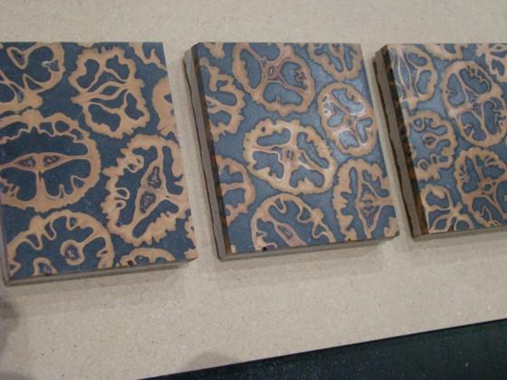 Walnut Mosaic Tiles