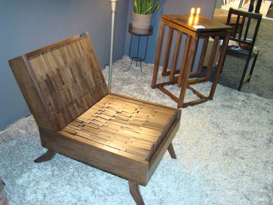 Sitskie Block Chair