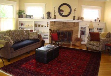 Ladd's Addition Living Room