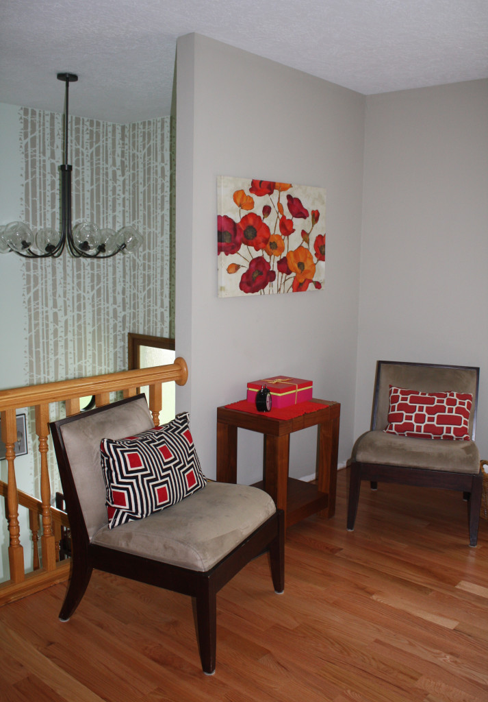 Entryway and Nook - After