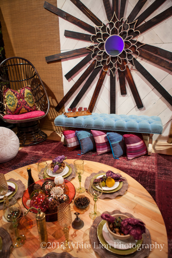 GLAMP THE CASBAH: NW MEETS MARRAKECH_Mobius Home, Studio G & Valerie Garrett