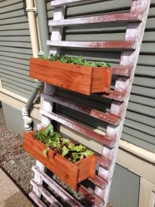 Planter Box Detail