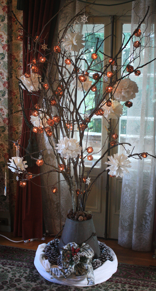 Holiday-Tree DIY