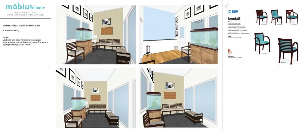 HAC Waiting Area Plan