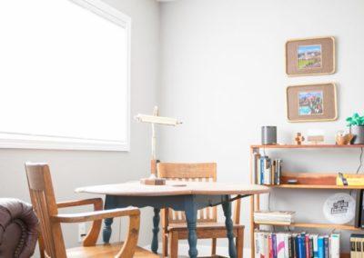 Home Office Ideas: Film Noir